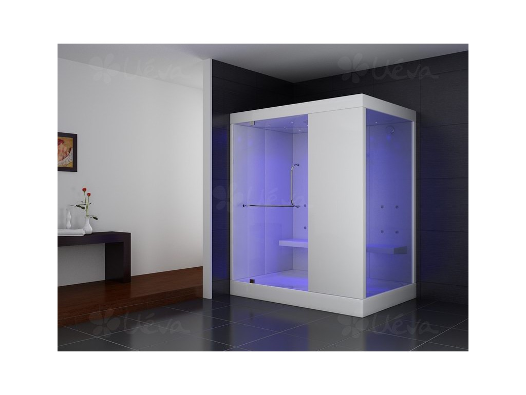 hammam cabine cabine hammam baignoire douche dreamcab droite pour prix sauna with hammam cabine. Black Bedroom Furniture Sets. Home Design Ideas